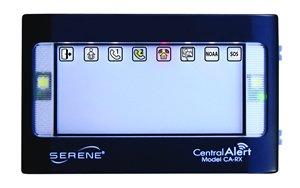 Serene Innovations CentralAlert Vibrating Remote Receiver by Serene Innovations
