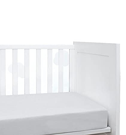 Star Ibaby - Protector de Colchon Cuna - Impermeable - Transpirable - 60 x 120 cm