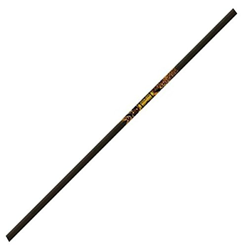 Gold Tip Ultralight Entrada Shafts (Pack of 12), Black, 340