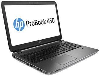 HP ProBook 450 G2/CT X6W59PA#ABJ:i3-5010U/15H/4.0/500m/10D73/O2K13/cam   B01N4L34KS
