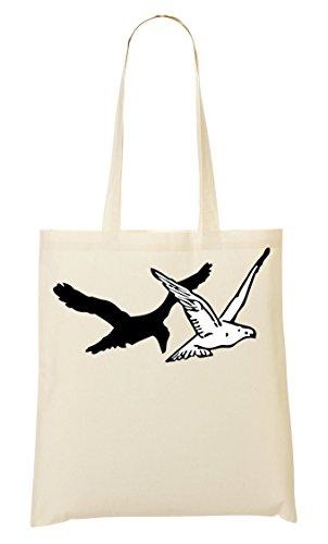 Crow Sac Provisions CP Graphic Pigeon Fourre Sac À Tout x558t