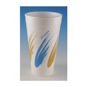 Wincup Foam Cups - Wincup 20C16SIM Simplicity Foam Cup, 20 oz (Case of 500)