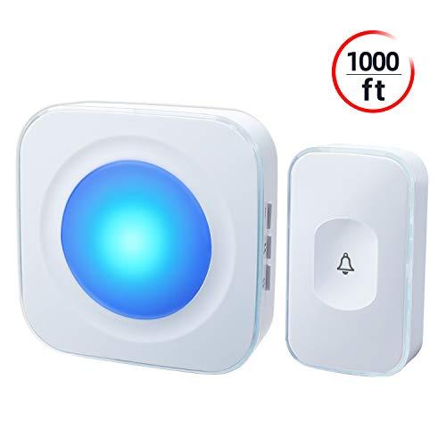 Wireless doorbell Touch push