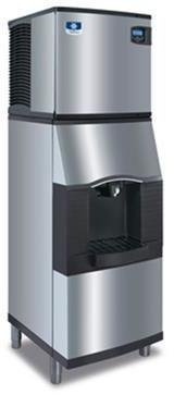 (Manitowoc SFA-191 Vending Ice Dispenser with Built-In Water Valve)