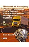 Medium/Heavy Duty Truck Engines, Fuel, Computer Management, Bennett, Sean, 142836661X