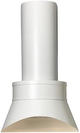 Campana extractora montada de pared, de color blanquecino - - IKEA FORTROLLA cm 30x14: Amazon.es: Hogar