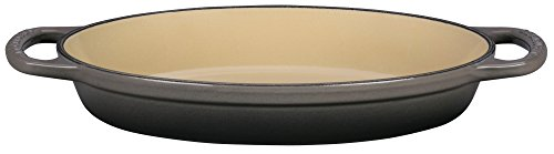 Le Creuset Enameled Cast Iron Signature 2.25QT. Oval Baker - (Shallow Grill Pan)