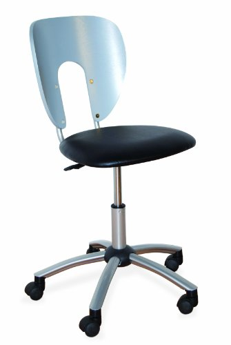 Studio Designs Futura / Vision Chair in Silver 10052 Futura High Chair