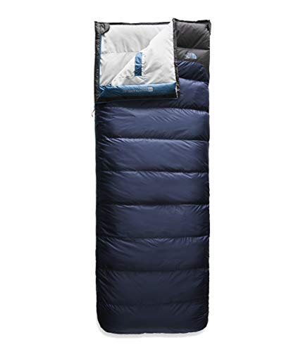The North Face Dolomite Down 20/-7C, Cosmic Blue/Asphalt Grey, Regular (Face Bag Sleeping North Down)