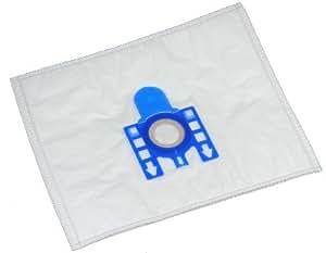 Miele S 371 - Bolsas de microfieltro para aspiradoras (10 unidades)