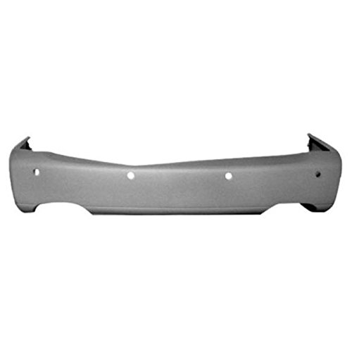 00-05 DTS FWD Rear Bumper Cover Assembly w/Park Sensor Hole GM1100600 19151272