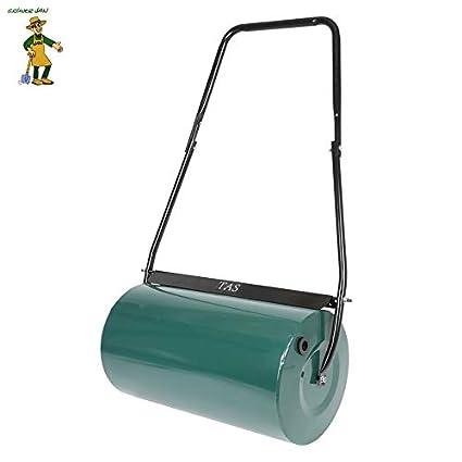 Rasenwalze lackiert bef/üllbar Gartenwalze Handwalze Bodenwalze Metallwalze Walze