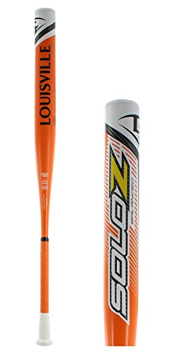 Pitch Bats 27 Softball Slow (Louisville Slugger Solo Z 16 ASA Balanced Slow Pitch Bat, 27 oz)