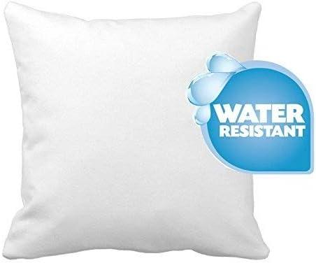 Amazon Com Throw Pillow Inserts Izo Home Goods Outdoor Water Resistant Polyester 18 X18 Garden Outdoor