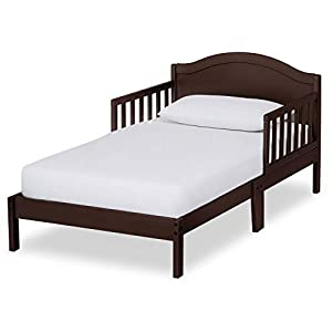 Dream On Me, Sydney Toddler Bed, Black