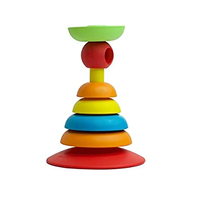 Bioserie Toys 2 in 1 Stacker : Baby