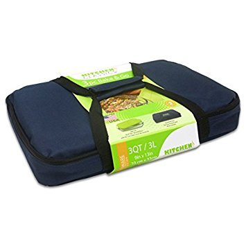 (Kitchen Classics 3 Piece Bake & Go Ovenware Set)