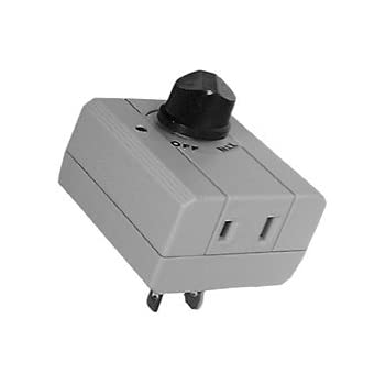 Ac Plug In Dimmer Switch Spst On Off 30 10194 By