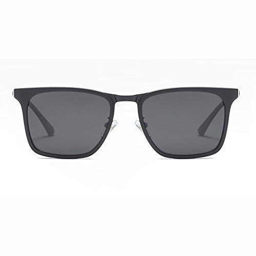 Alta Calidad Gafas TL Sol Negro Hombres de de de polarizadas Gafas de Mate Sunglasses UV400 de Hombres Verano Sol B4Cqwn1v