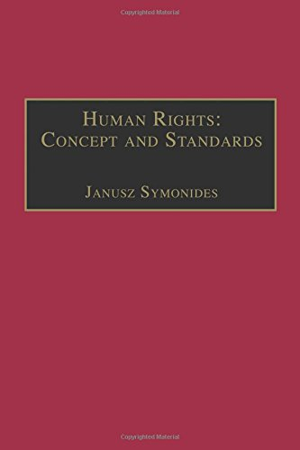 Download Human Rights: Concept and Standards (In Association with UNESCO) ebook