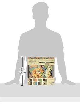 Papel Graphic 45/Penny de la Familia para casa de mu/ñecas coleccionables y Tarjetas de cartulina 20,1/x 13/x 0,8/cm