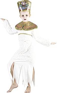 DISONIL Disfraz Reina Momia Niña Talla M: Amazon.es: Juguetes y juegos