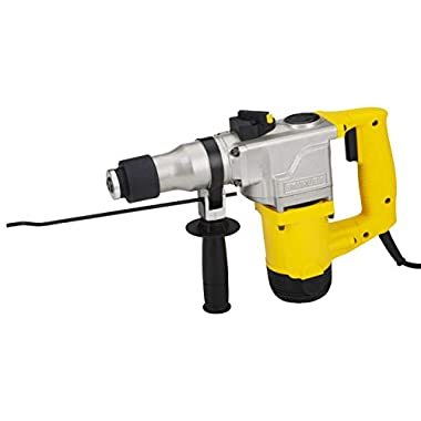 STANLEY STHR272KS 26mm 850-Watt 2 Mode L-Shape SDS-Plus 5Kg Hammer with Kitbox (Yellow and Black) 11