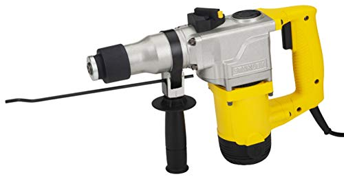 STANLEY STHR272KS 26mm 850-Watt 2 Mode L-Shape SDS-Plus 5Kg Hammer with Kitbox (Yellow and Black) 5