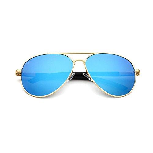 YQQ Retro Reflejante De Conducción Gafas para Deporte Polarizadas Hombres Sol 3 Gafas De Gafas De Gafas Alta 3 Sol Gafas De de Definición De Driver Anti sol Color ASxqtArwz