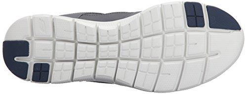 Skechers Flex Advantage 2.0 -Golden Point - Zapatillas Hombre gris/azul