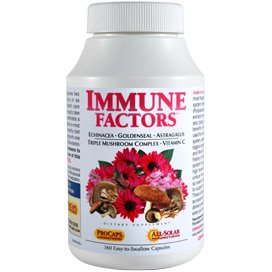 Immune Factors 180 Capsules