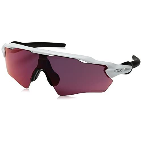 Amazon.com  Oakley Radar EV XS Path Polished White Prizm Outfield ... 12abb05a0b