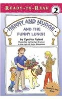 Read Online Henry and Mudge and the Funny Lunch (Ready-To-Read: Level 2 Reading Together) pdf epub