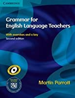 Grammar for English Language Teachers, 2nd Edition Front Cover