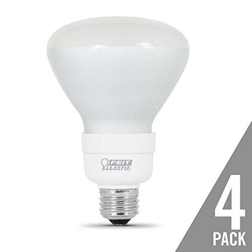 15w Br30 Cfl (65W Equivalent Soft White BR30 CFL Light Bulb (4-Pack))
