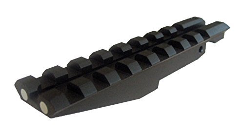 Low Profile Picatinny Scope Mount Rail for Russian Series Rifles (Best Vepr Scope Mount)