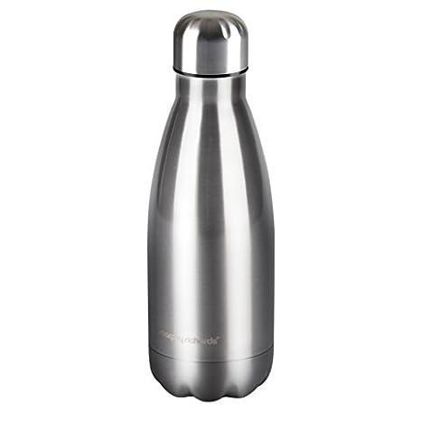 Morphy Richards - Deportes Botella, 350 ml, Acero Inoxidable ...