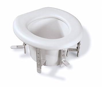 Swell Amazon Com Medline Universal Raised Toilet Seat Health Creativecarmelina Interior Chair Design Creativecarmelinacom