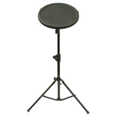 Hisonic Signature Series LXG-20 10 Drum Practice Pad with Stand & Sticks Hisonic Musical Instruments
