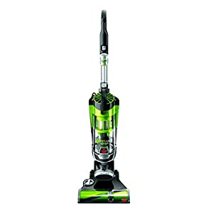 Bissell Pet Hair Eraser 1650A Upright Vacuum with Tangle Free Brushroll 16