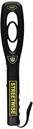 Streetwise Security Products Streetwise Hand Held Metal D...