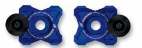 Driven Racing Axle Block Slider - Blue DRAX-113-BL by Driven Racing