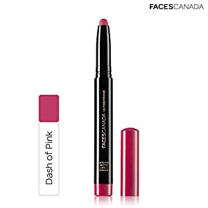 Faces Canada Ultime Pro HD Intense Matte Lips + Primer 1.4g Dash of Pink 05 (Pink)