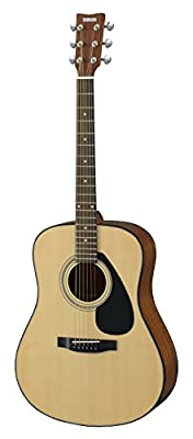 Yamaha F325A Acoustic-Electric Guitar