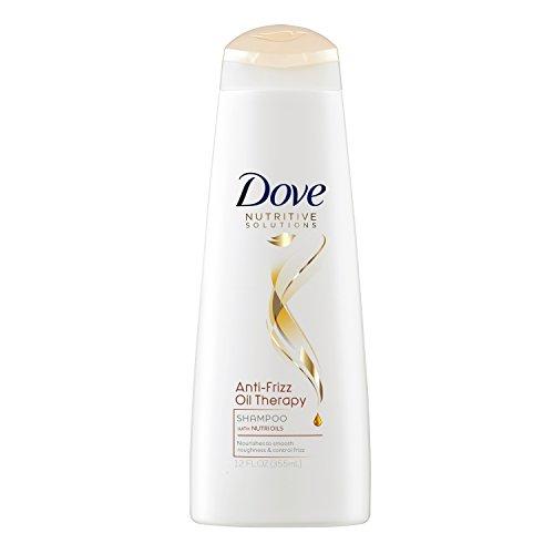 Dove Anti Frizz Therapy Shampoo Almond