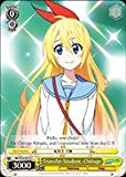Weiss Schwarz - Transfer Student, Chitoge - NK/W30-E016 - C (NK/W30-E016) - NISEKOI -False Love- ver.E Booster