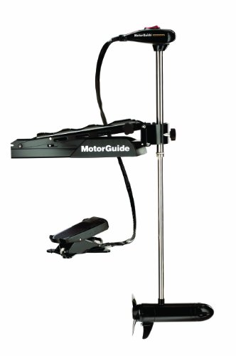 MotorGuide 930011030 FB 60-Inch Tour Series Variable Speed Wireless Digital Remote Series (Digital Wireless Series Trolling Motors)
