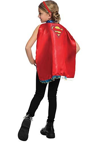 Imagine by Rubie's DC Comics Supergirl Cape and Headband -