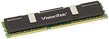 Visiontek 4gb Ddr3 1333 Mhz (Pc3-10600) Cl9 Dimm Low Profile Heat Spreader, Desktop Memory - 900385 0