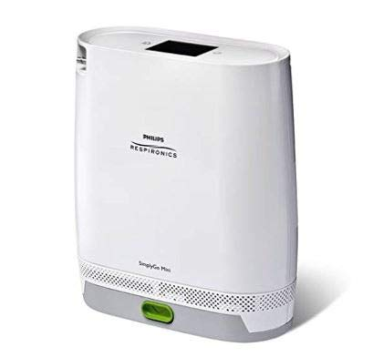Respironics_Portable_Oxygen Concentrator_Battery Operated_SimplyGO Mini